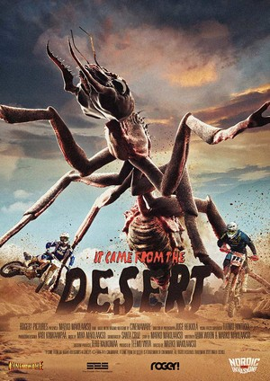 In arrivo il film di It Came From The Desert