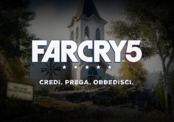 Far Cry 5 ecco trailer di annuncio e data di uscita