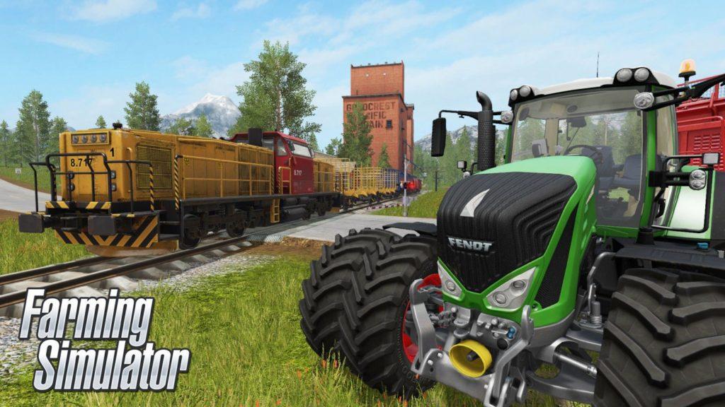 Farming Simulator 18 arriverà il 6 giugno su 3DS e PS Vita