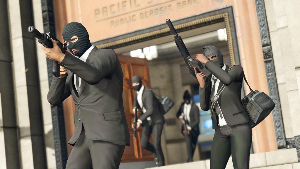 Gta Online: Punti e GTA$ doppi per tutti i colpi