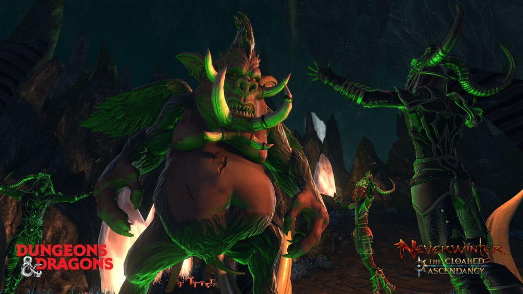Neverwinter Shroud of Souls annunciato su console