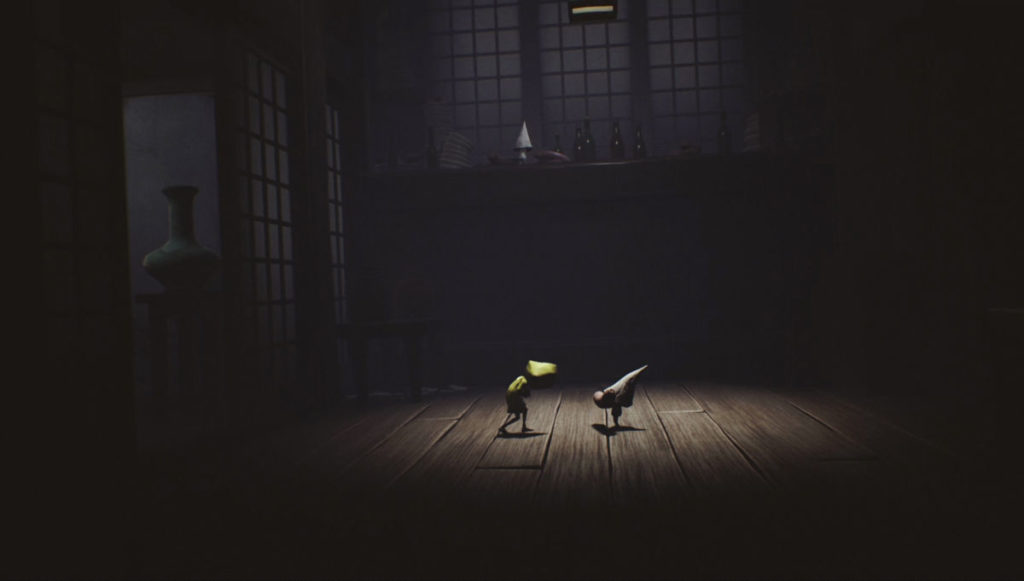 little nightmares nomini