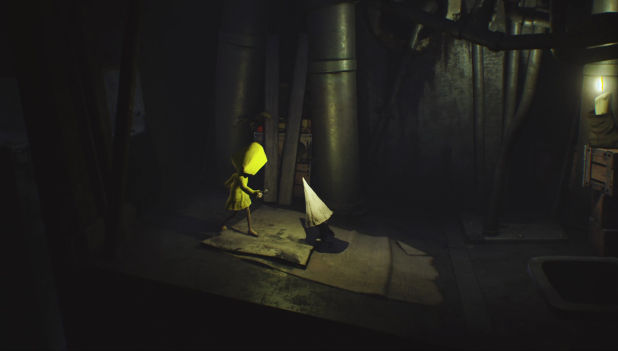 little nightmares nomini 5
