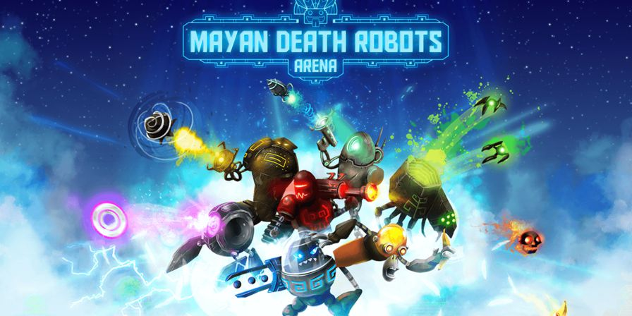 Mayan Death Robots Arena disponibile su xbox one