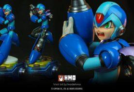 """Rivelata una statua limited edition di Mega Man X a """"soli"""" 599$"""