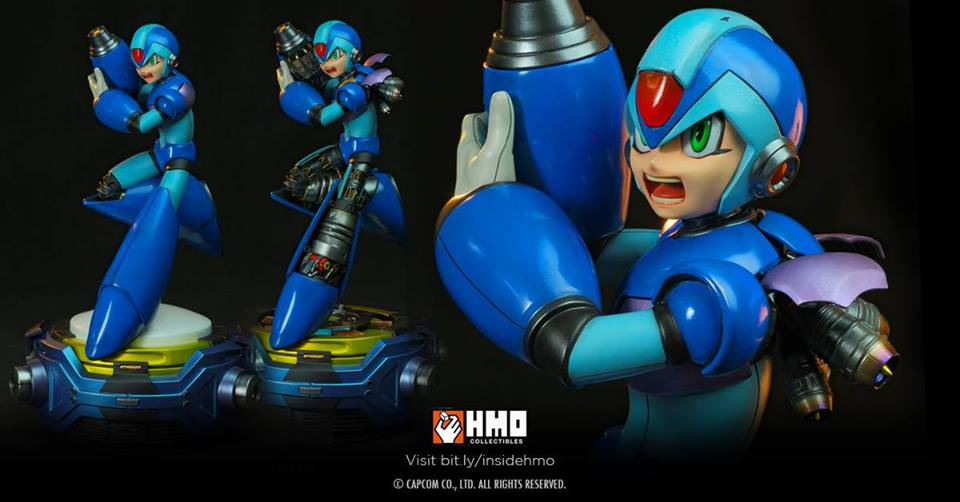 Capcom annuncia la Mega Man Legacy Collection 2