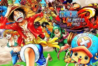 Ecco la data di rilascio europea di One Piece: Unlimited World Red Deluxe Edition