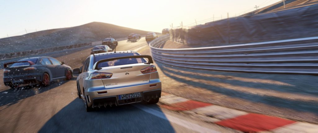 project cars 2 sei film nascita gioco