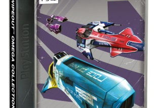 WipEout Omega Collection avrà una cover in stile nostalgico