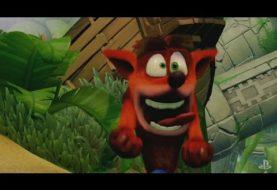 Rivelato il gameplay di Crash Bandicoot Insane Trilogy Remastered