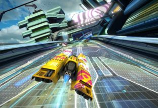 WipEout Omega Collection entra ufficialmente in fase gold