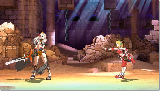Blade Strangers annunciato per PS4, PC e Nintendo Switch