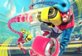 Ecco il primo personaggio DLC di ARMS!