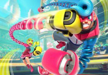 Gamescom 2017: nuovo personaggio gratuito per ARMS