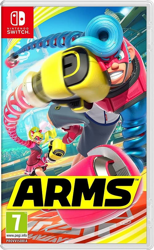 Cover ARMS