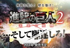 Attack on Titan 2: Future Coordinates - Informazioni