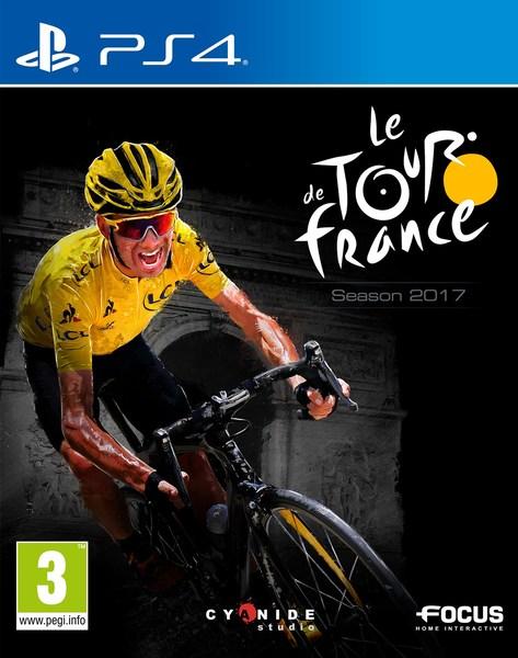 Cover Le Tour De France 2017