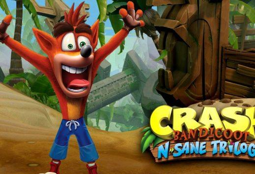 Crash Bandicoot N. Sane Trilogy - Recensione