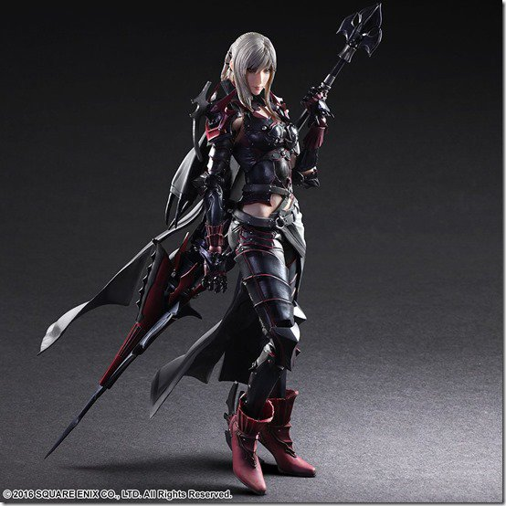 In arrivo una Figure di Aranea da Final Fantasy XV