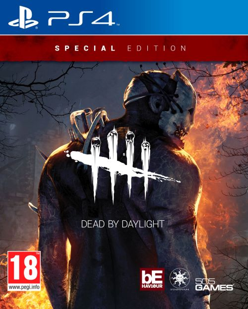 Cover Dead By Daylight
