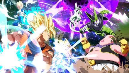 Dragon Ball FighterZ - Annunciati Piccolo e Krillin