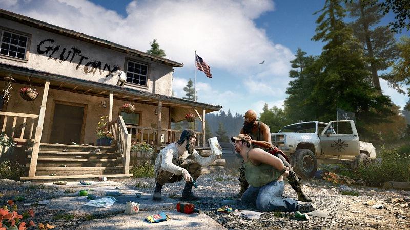 Far Cry 5: Annunciata la Resistance Edition