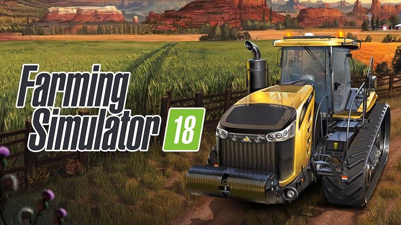 Farming Simulator 18 – Recensione