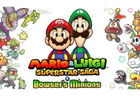 Mario & Luigi: The Superstar Saga + Bowser's Minions in arrivo su 3DS