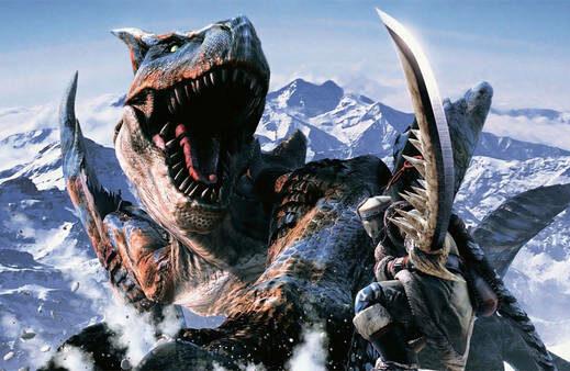 Tutta l'imponenza delle creature nel nuovo trailer di Monster Hunter World