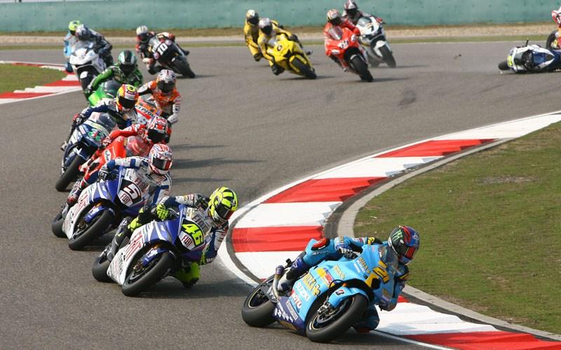 MotoGP trofei