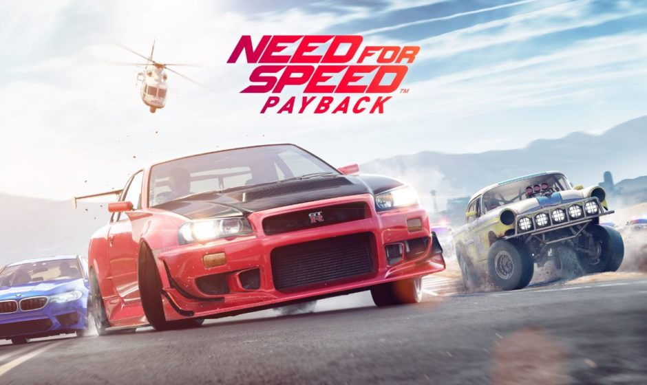 Annunciato il nuovo Need For Speed: Payback