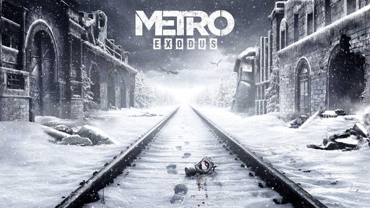Metro Exodus trailer game awards 2017
