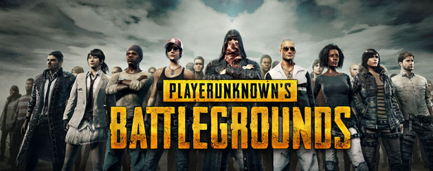 one di PlayerUnknown's Battlegrounds