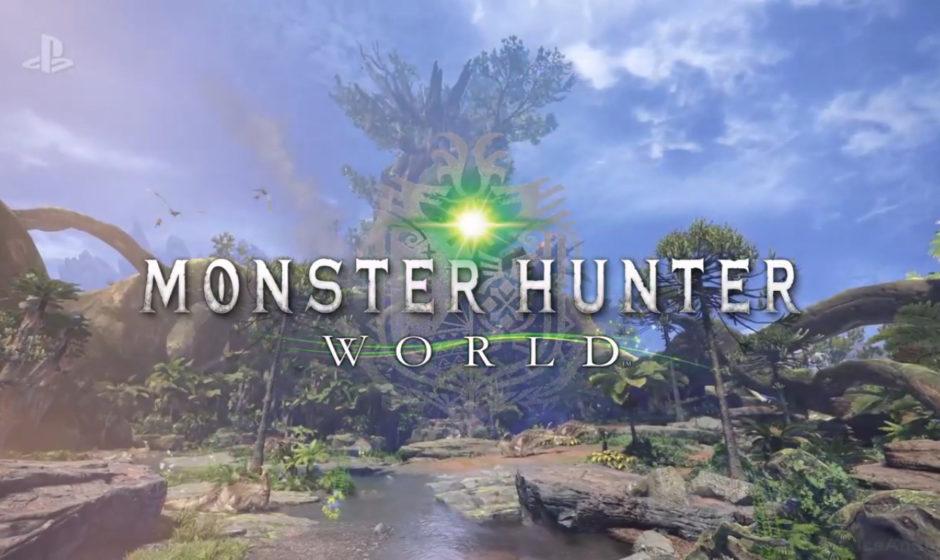 TGS 2017: Dettagli e nuove info per Monster Hunter World