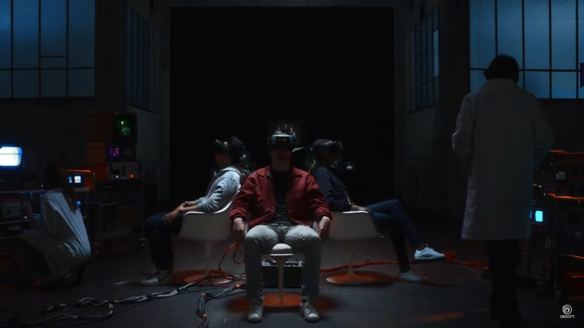 Nuovo video per Transference mostrato all'E3 2018