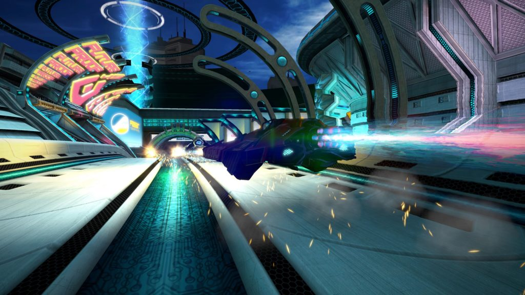 WipeOut Omega Collection Recensione