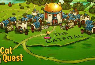 Data di uscita per Cat Quest su Steam