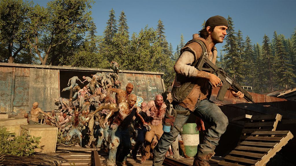 In Days Gone la storia sarà una parte importante del gioco