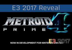 E3 2017: Annunciato Metroid Prime 4