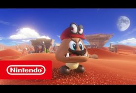 E3 2017: Data e nuovo trailer per Super Mario Odyssey