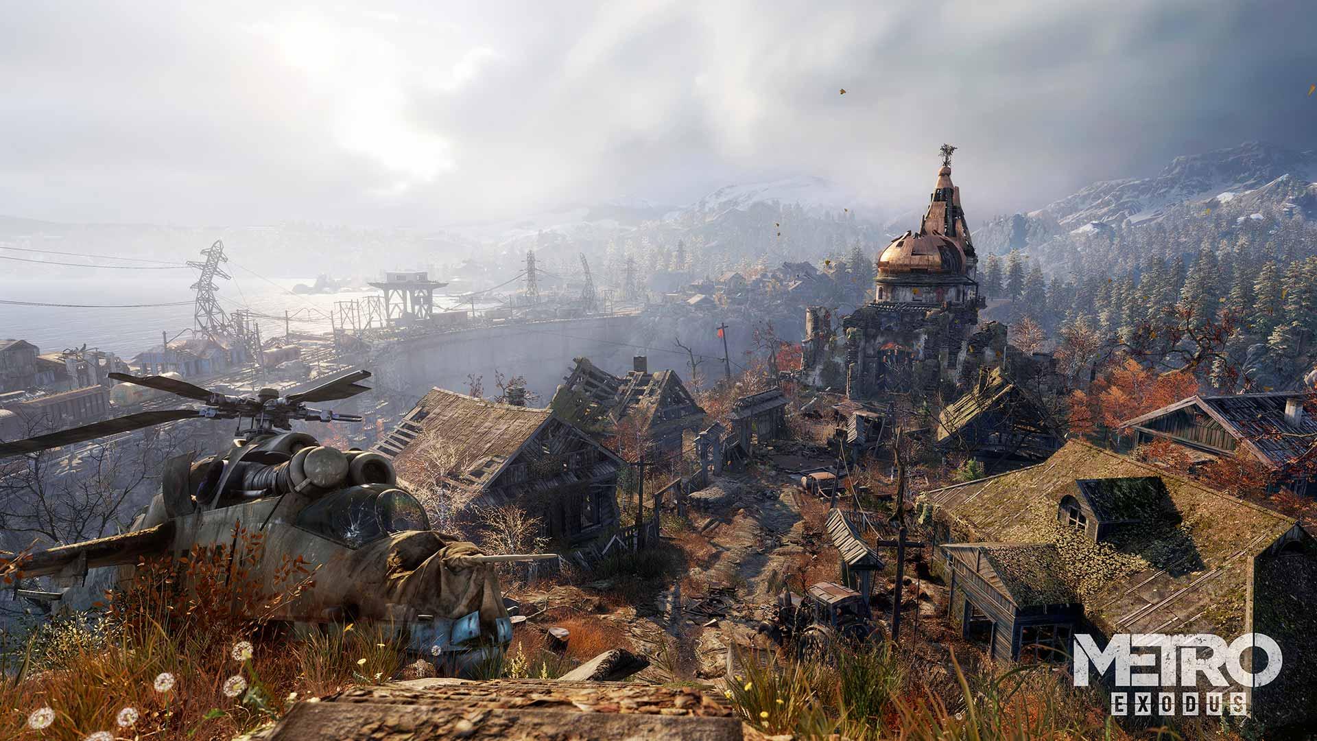 E3 2017 Metro Exodus Anteprima