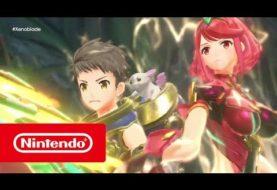 E3 2017: nuovo trailer per Xenoblade Chronicles 2