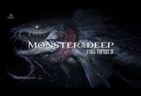 E3 2017: Rivelato Monster of the Deep Final Fantasy XV