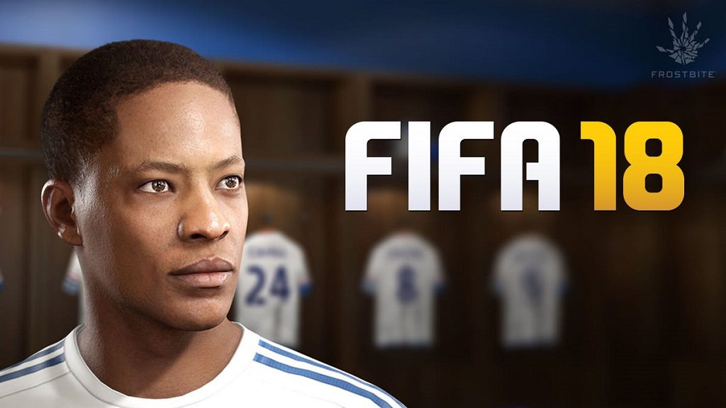 Il primo screen di FIFA 18 per Nintendo Switch