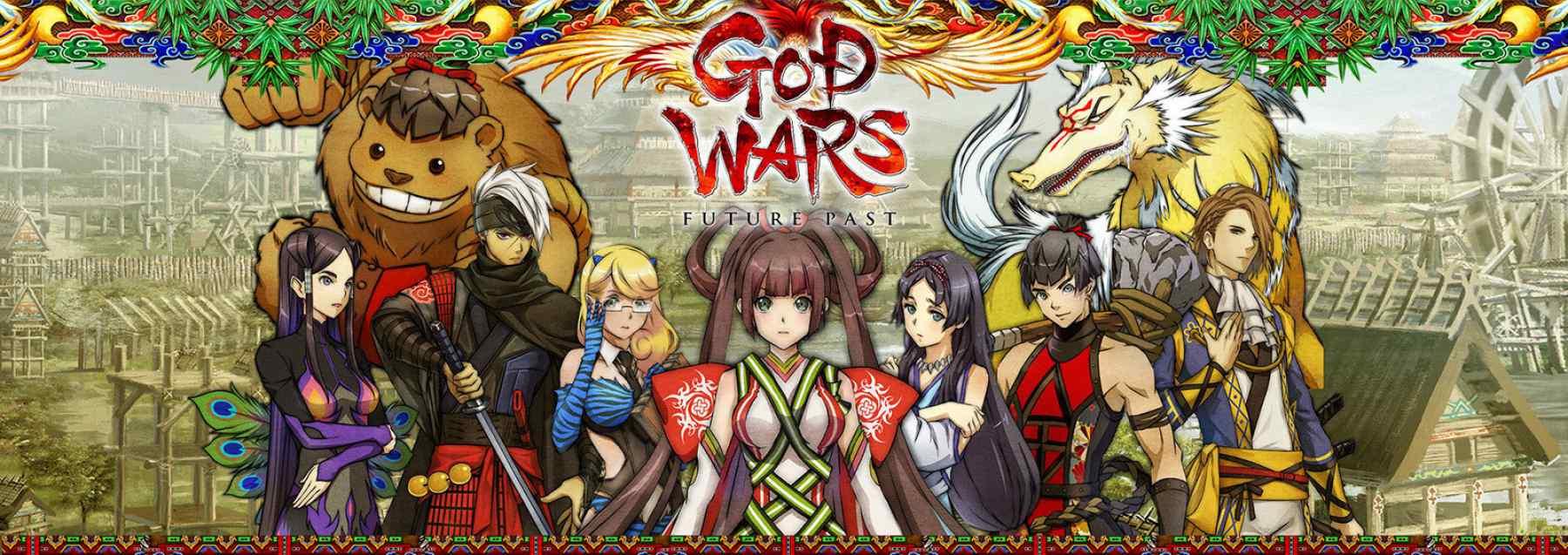 God Wars : Future Past – Recensione