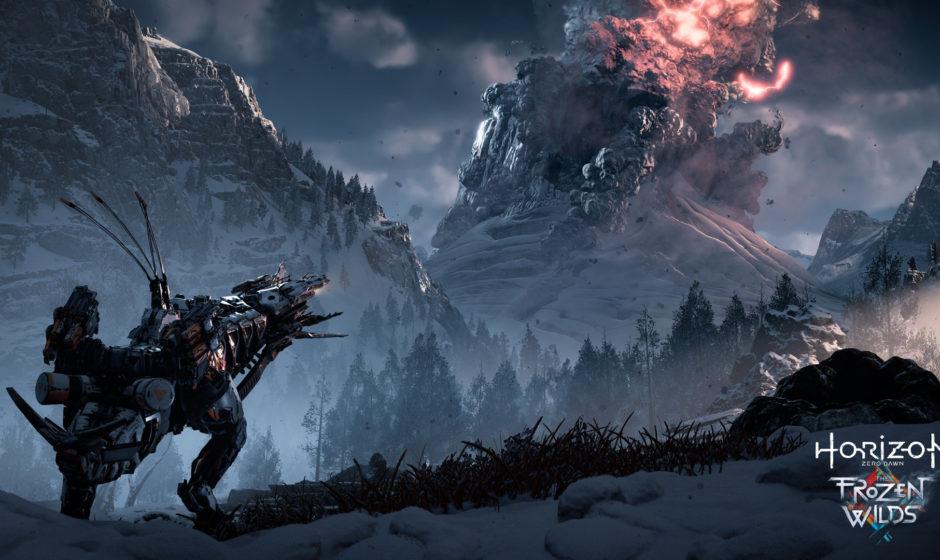 Il DLC di Horizon: Zero Dawn sarà ricco di contenuti