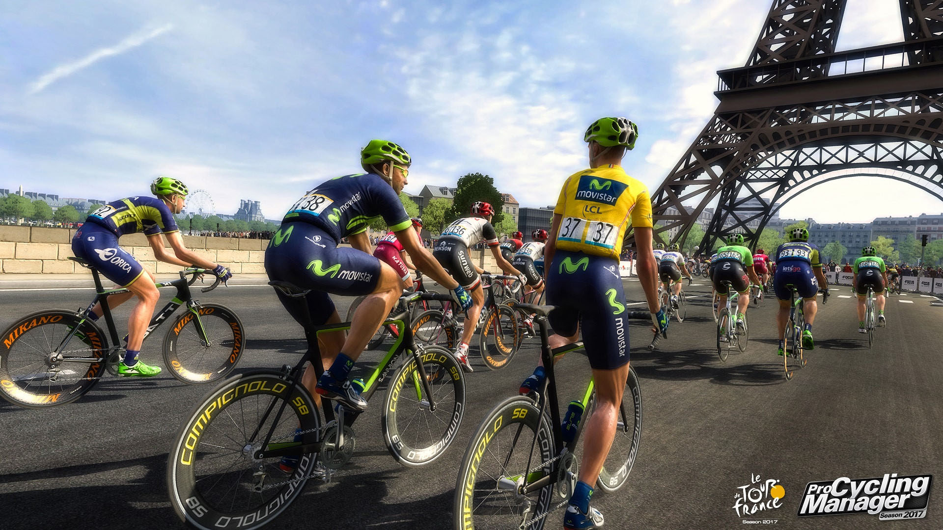 Le Tour De France 2017 Recensione