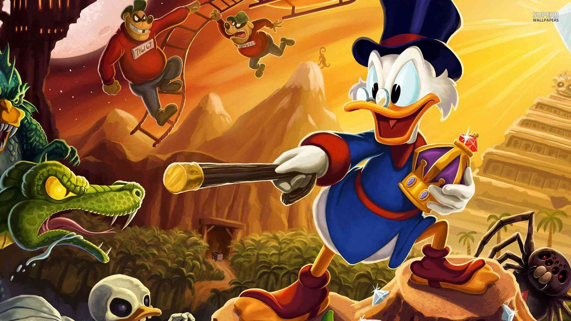 The Disney Afternoon Collection – Recensione
