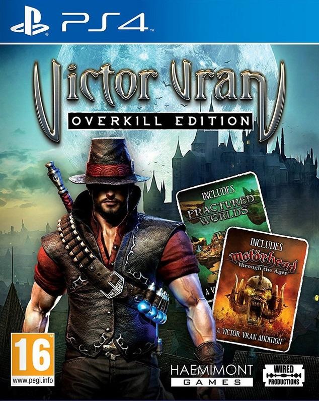 Cover Victor Vran Overkill Edition
