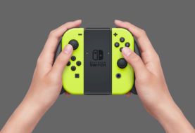 Video unboxing per i Joy-Con color giallo